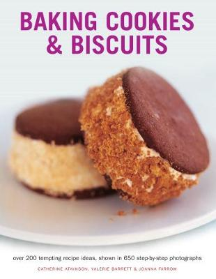 Baking Cookies & Biscuits by Catherine Atkinson