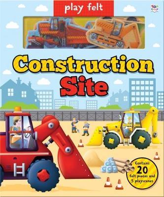 Play Felt Construction Site by Graham Oakley