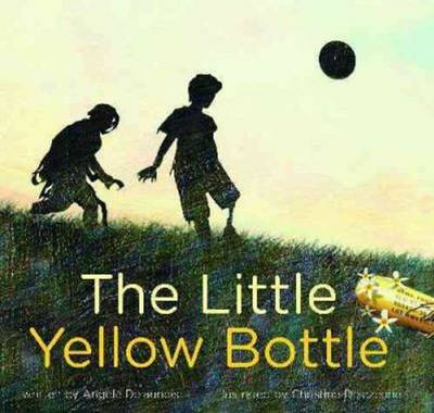 The Little Yellow Bottle by Angele Delaunois