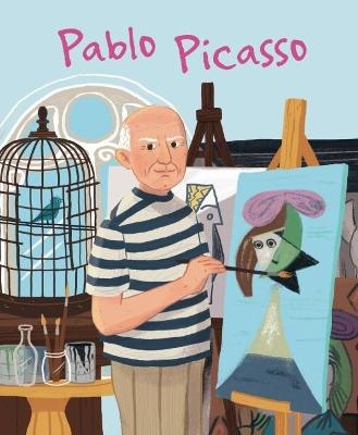 Pablo Picasso Genius book