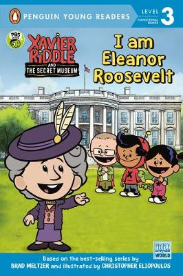 I Am Eleanor Roosevelt by Brooke Vitale