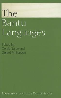 The Bantu Languages by Mark van de Velde