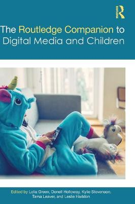 The Routledge Companion to Digital Media and Children book