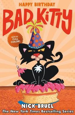 Happy Birthday, Bad Kitty book