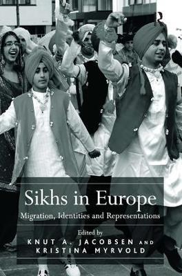 Sikhs in Europe by Kristina Myrvold