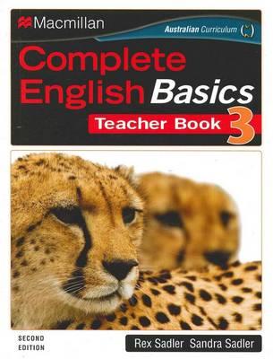 Complete English Basics 3 by Rex Sadler