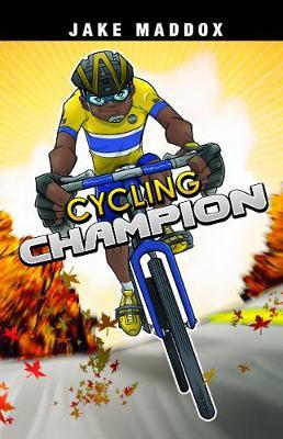 Cycling Champion by Eduardo Garcia