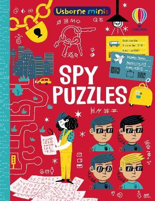 Spy Puzzles book