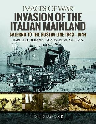 Invasion of the Italian Mainland by Jon Diamond