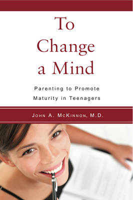 To Change a Mind book