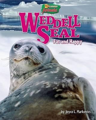 Weddell Seal by Joyce L. Markovics