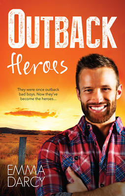 THE OUTBACK MARRIAGE RANSOM/THE OUTBACK WEDDING TAKEOVER/THE OUTBACK BRIDAL RESCUE by Emma Darcy