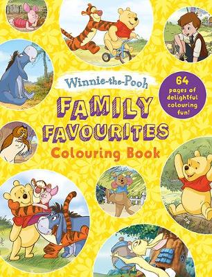 Family Favourites by Winnie-the-Pooh