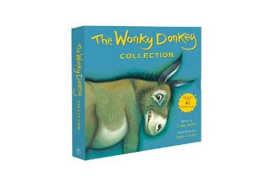 The Wonky Donkey Collection book
