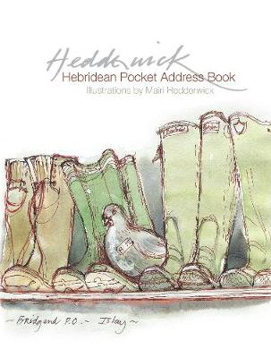 Hebridean Pocket Address Book by Mairi Hedderwick