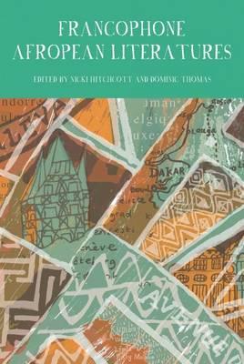 Francophone Afropean Literatures by Nicki Hitchcott