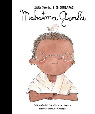 Mahatma Gandhi by Maria Isabel Sanchez Vegara
