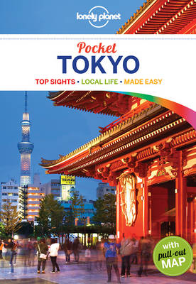 Lonely Planet Pocket Tokyo by Lonely Planet