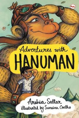 Adventures with Hanuman book