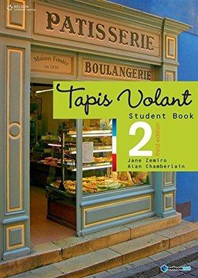 Tapis Volant 2 Student Book by Jane Zemiro