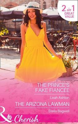 The Prince's Fake Fiancee by Leah Ashton