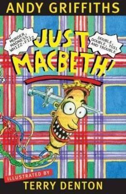 Just Macbeth book