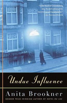Undue Influence book