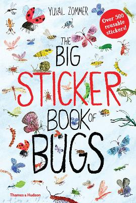 The Big Sticker Book of Bugs by Yuval Zommer