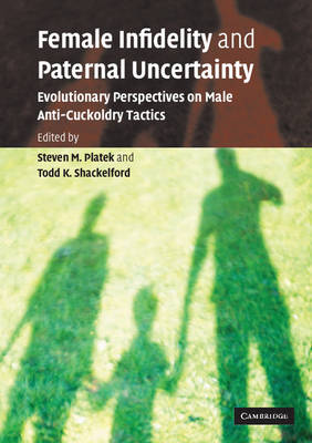 Female Infidelity and Paternal Uncertainty book