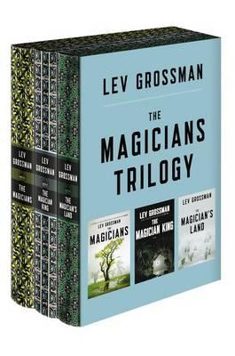 The Magicians Trilogy Boxed Set by Lev Grossman