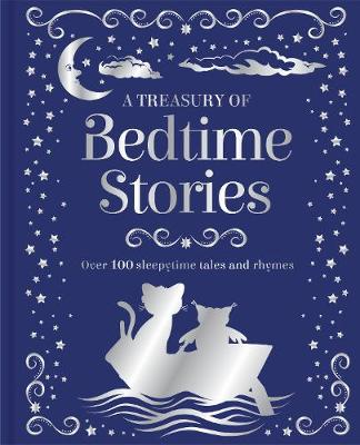 A Treasury of Bedtime Stories book