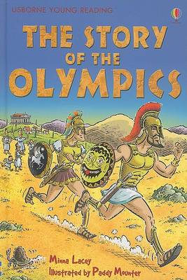 The Story of the Olympics by Minna Lacey