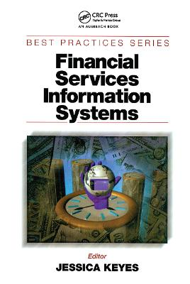 Financial Services Information Systems by Jessica Keyes