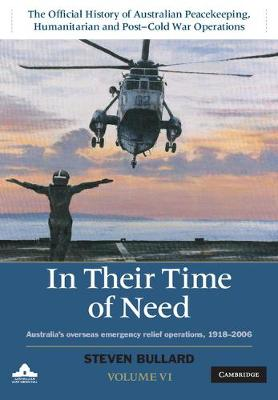 In their Time of Need book