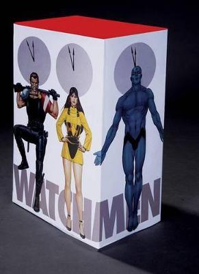 Watchmen Collectors Edition Box Set by ALAN MOORE