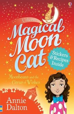 Magical Moon Cat by Annie Dalton