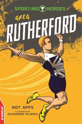EDGE: Sporting Heroes: Greg Rutherford by Roy Apps