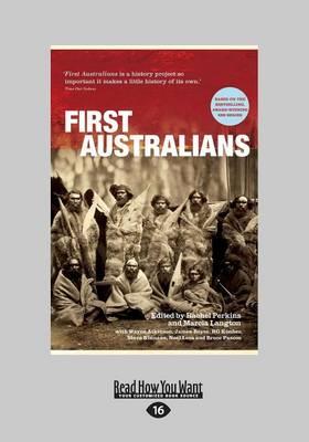 First Australians by Rachel Perkins