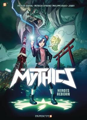 The Mythics #1: Heroes reborn by Philippe Ogaki