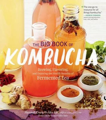 The Big Book of Kombucha by Hannah Crum
