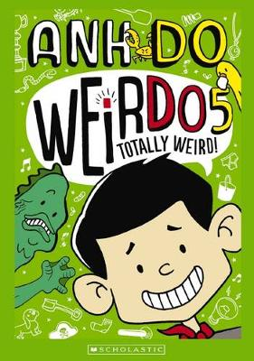WeirDo #5: Totally Weird! book