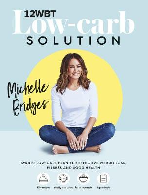 12wbt Low-Carb Solution book