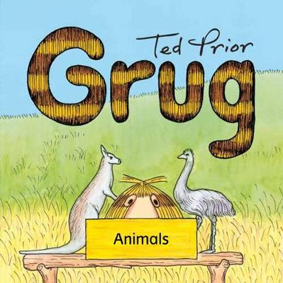 Grug Animals Buggy Book by Ted Prior