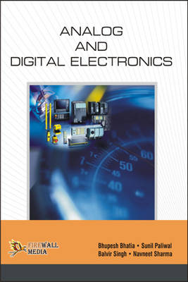 Analog and Digital Electronics by Bhatiasunil Bhupesh