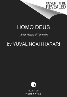 Homo Deus book