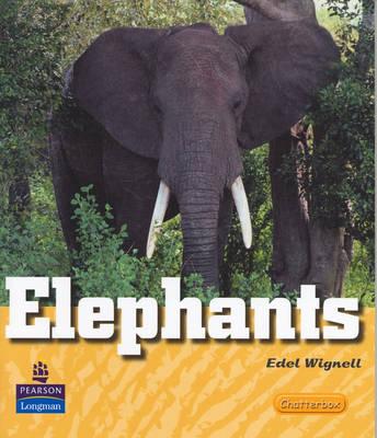 Elephants by Edel Wignell
