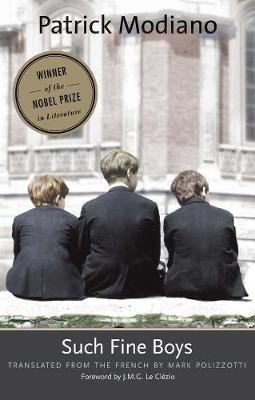 Such Fine Boys by Patrick Modiano