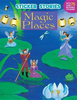 Magic Places book