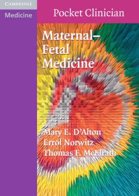 Maternal-Fetal Medicine book