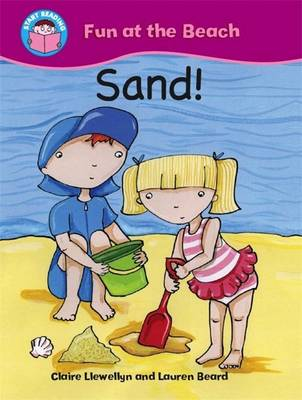 Sand! by Claire Llewellyn